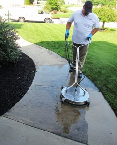 Concrete Washing Sealing Sparkle Wash Central Indiana