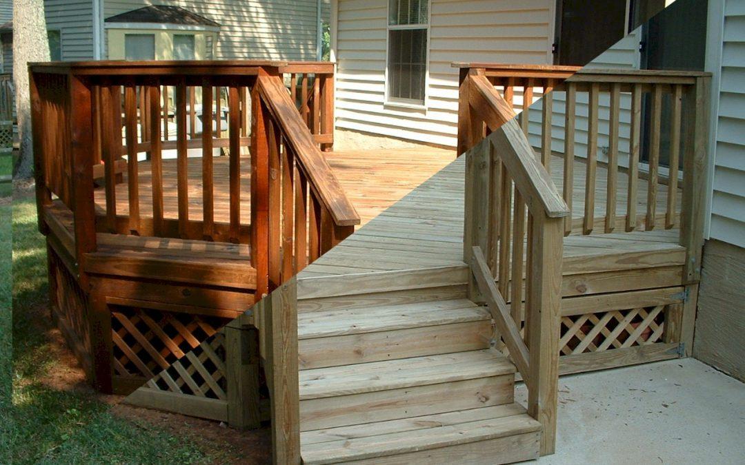 Wood Restoration: It's Knot for Amateurs