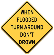 It's Flood Season; Are You Prepared?