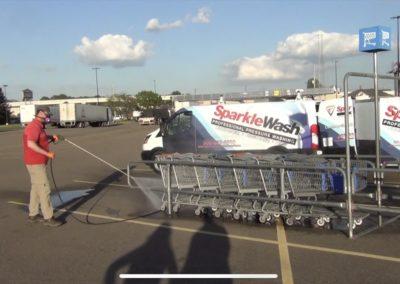 Shopping Cart Sanitization Texarkana
