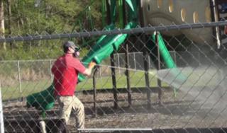 Playground Sanitization Texarkana