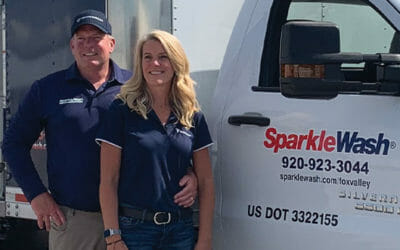 Outstanding Franchise Spotlight: Sparkle Wash Fox Valley