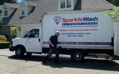 October Outstanding Franchise Spotlight: Sparkle Wash Puget Sound